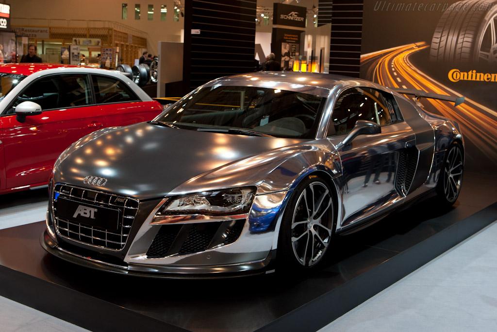 ABT GT-R    - 2010 Essen Motor Show
