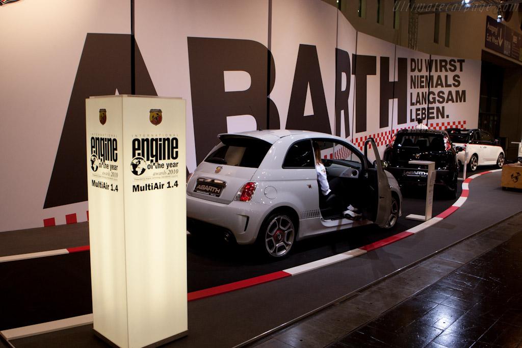Abarth    - 2010 Essen Motor Show