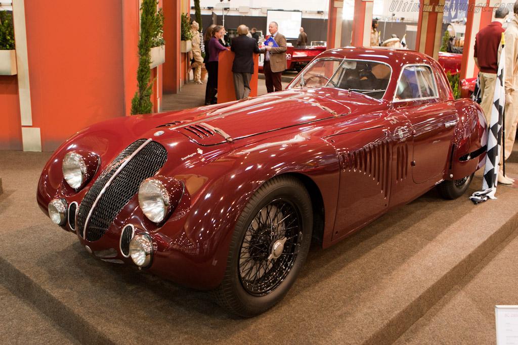Alfa Romeo 8C 2900B Le Mans - Chassis: 412033   - 2010 Essen Motor Show