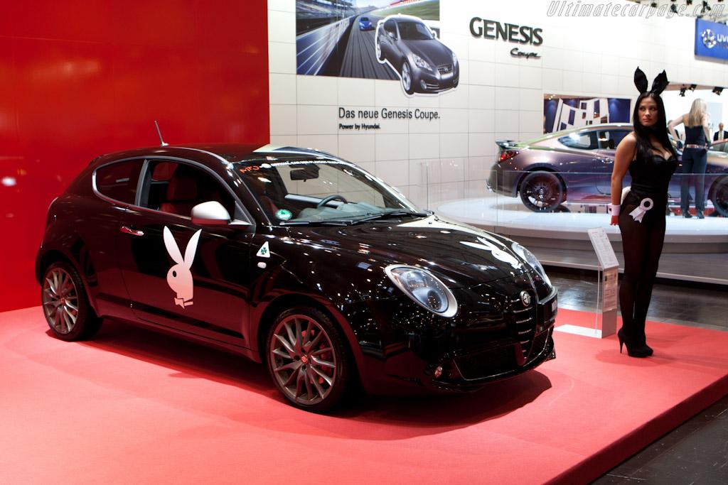 Alfa Romeo MiTo 'Playboy'    - 2010 Essen Motor Show