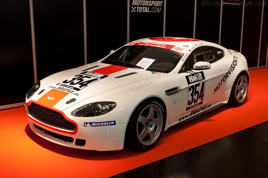 Aston Martin V8 Vantage GT4    - 2010 Essen Motor Show