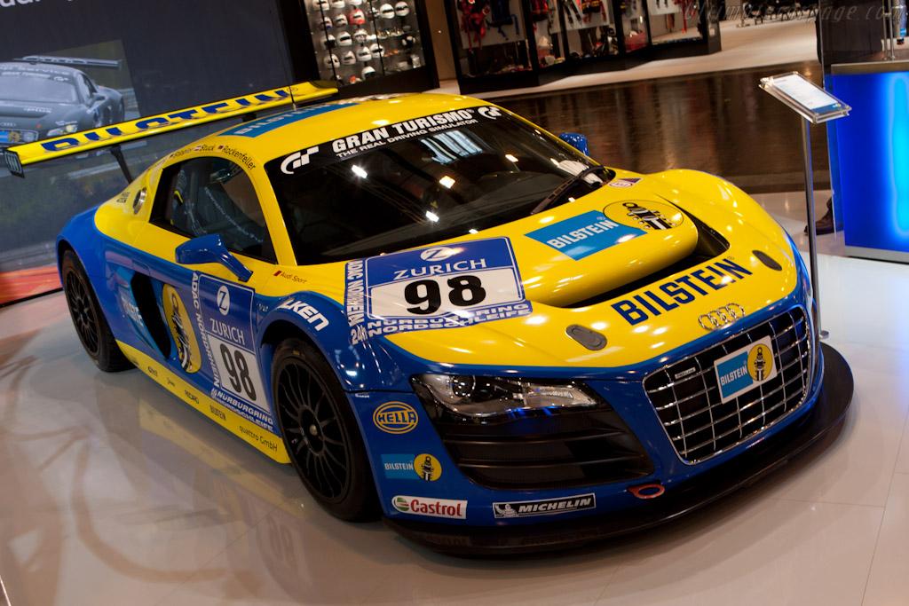 Audi R8 LMS    - 2010 Essen Motor Show