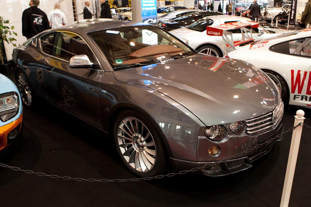 Benarrow PB5    - 2010 Essen Motor Show