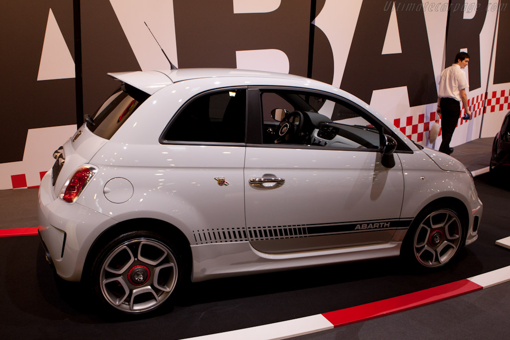 Fiat-Abarth 500    - 2010 Essen Motor Show