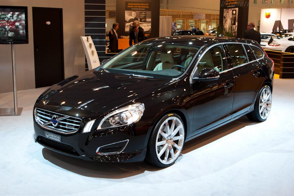 Heico Volvo V60    - 2010 Essen Motor Show