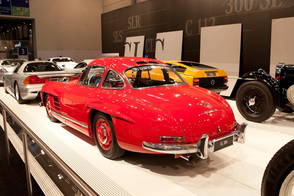 Mercedes-Benz 300 SL    - 2010 Essen Motor Show