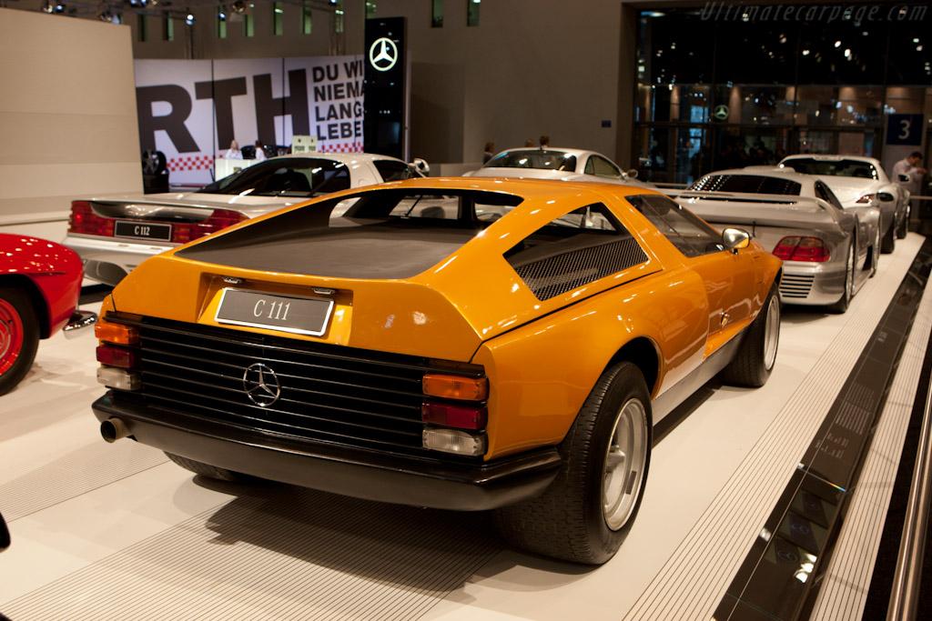 Mercedes-Benz C111    - 2010 Essen Motor Show
