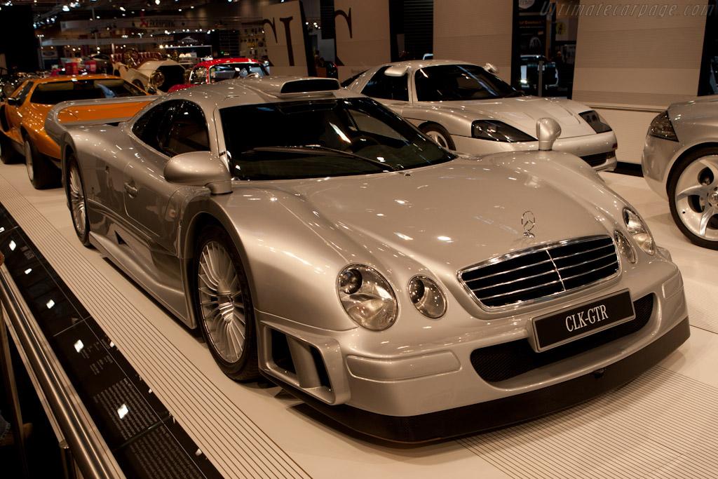 Mercedes-Benz CLK-GTR    - 2010 Essen Motor Show