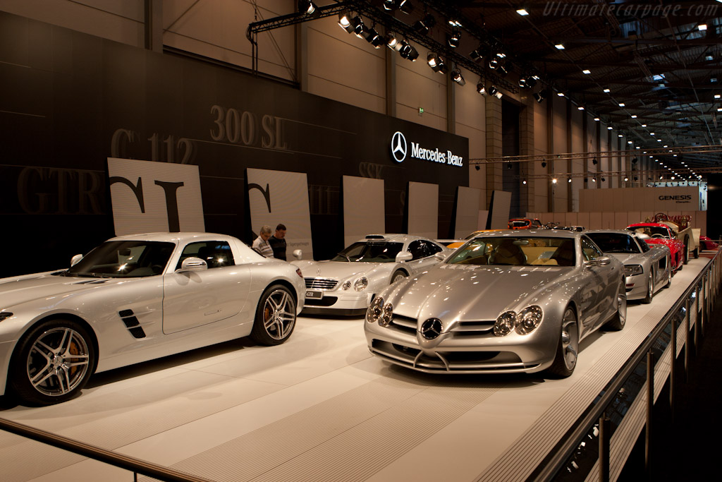 Mercedes-Benz Sports Cars    - 2010 Essen Motor Show