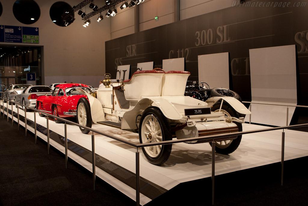 Mercedes Simplex    - 2010 Essen Motor Show