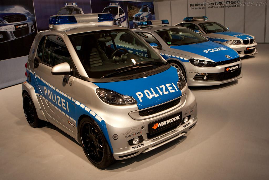 Polizei    - 2010 Essen Motor Show