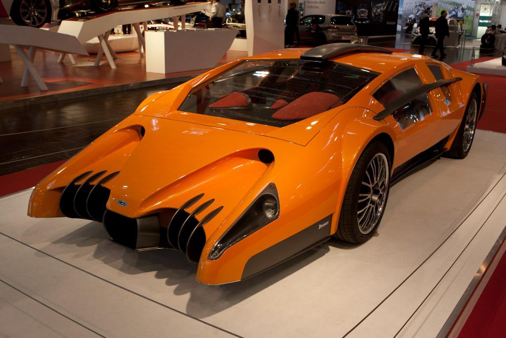 Sbarro Autobau    - 2010 Essen Motor Show