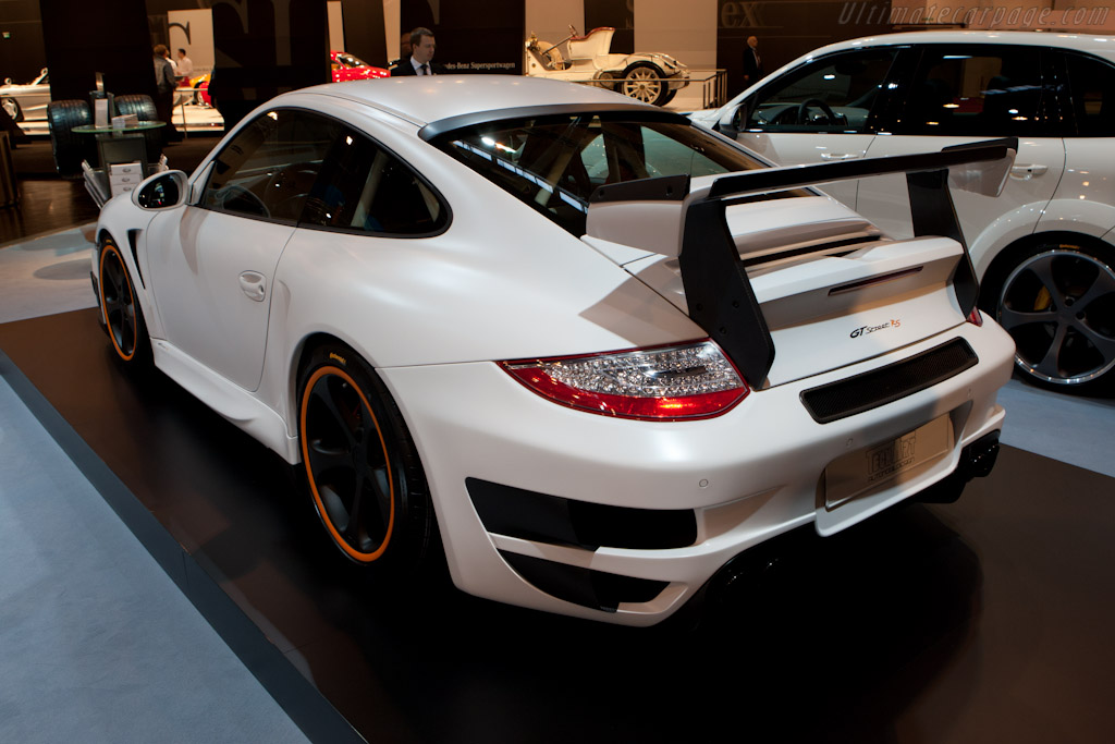 Techart Magnum    - 2010 Essen Motor Show