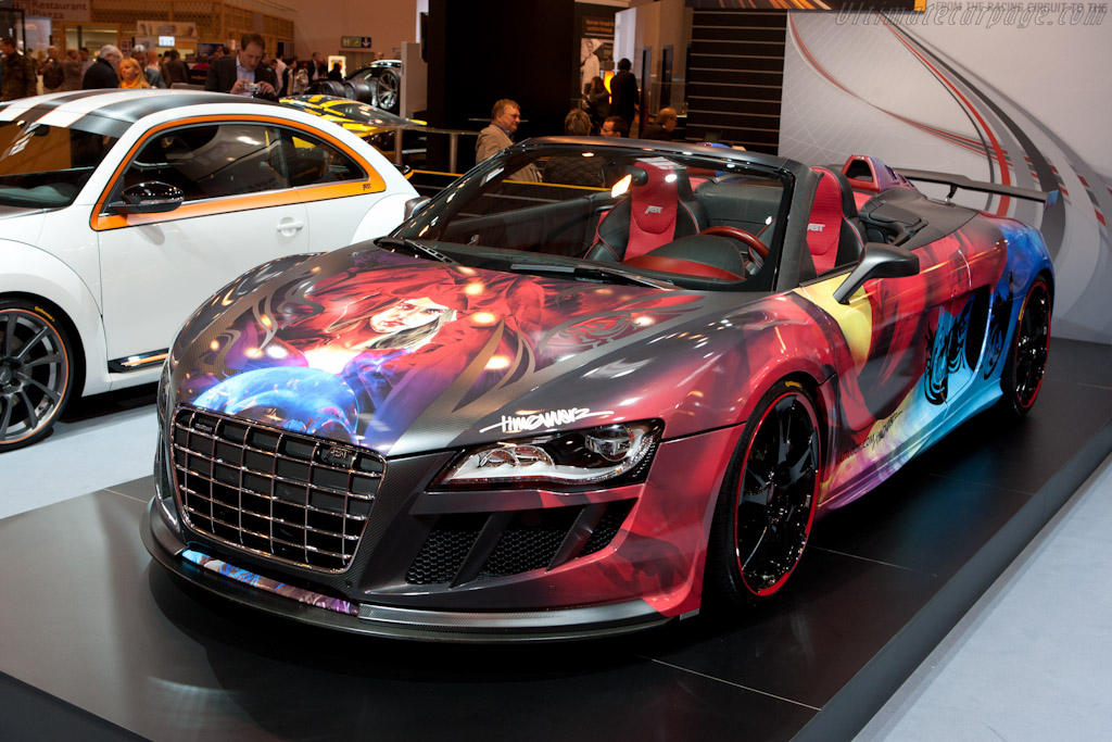 Abt R8    - 2011 Essen Motor Show