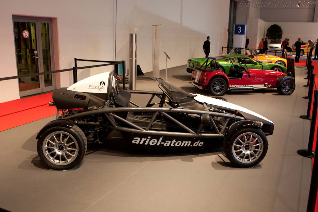 Ariel Atom 3   - 2011 Essen Motor Show