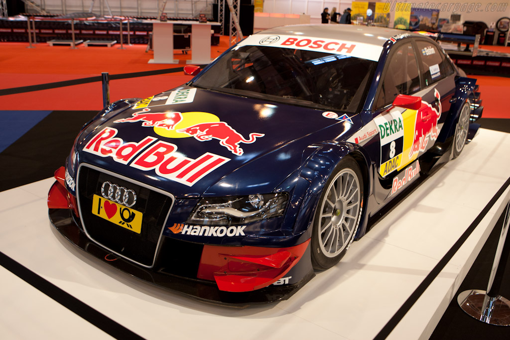 Audi A4 DTM    - 2011 Essen Motor Show