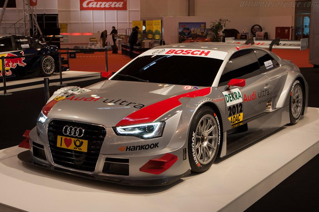 Audi A5 Dtm 2011 Essen Motor Show