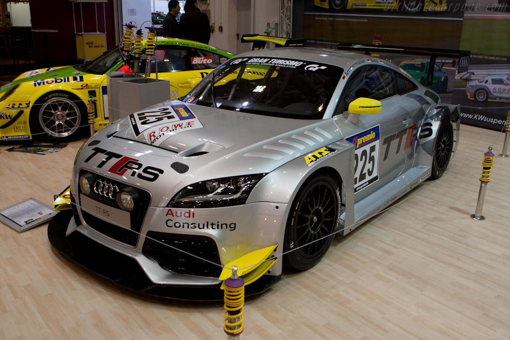 Audi TT RS    - 2011 Essen Motor Show