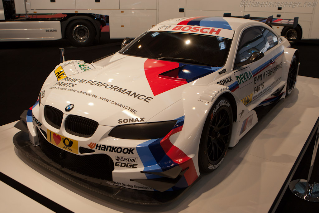 BMW M3 DTM    - 2011 Essen Motor Show
