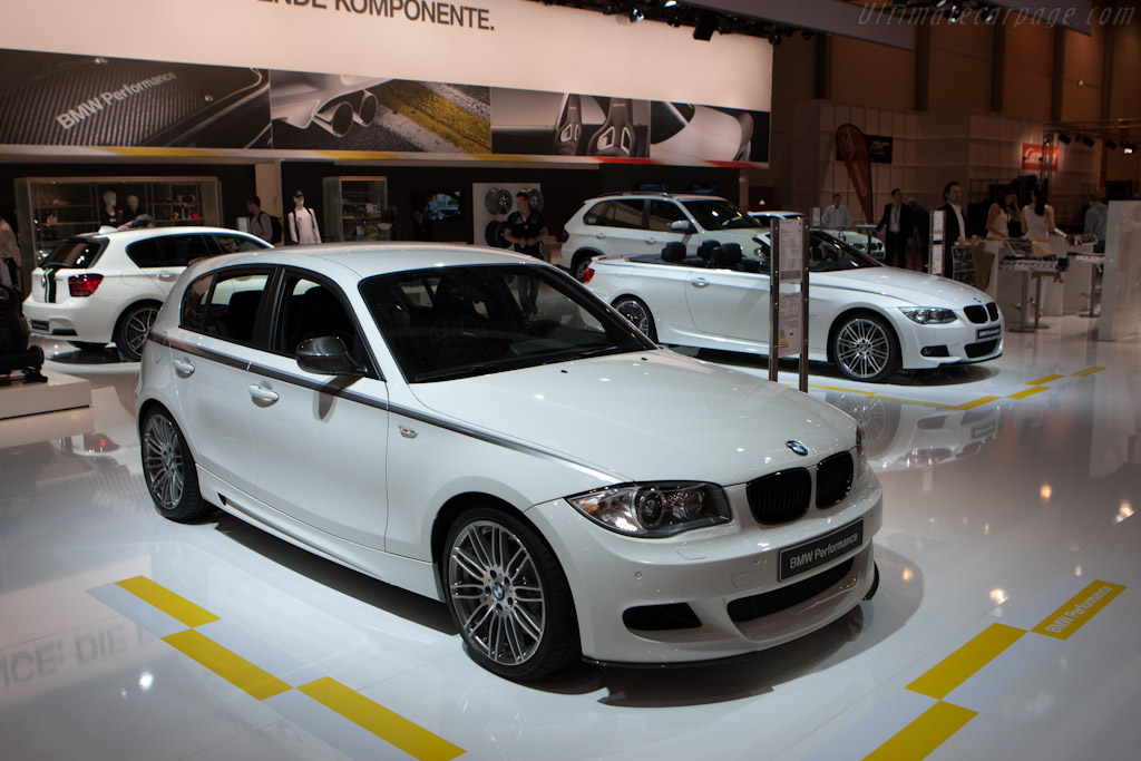 BMW Performance    - 2011 Essen Motor Show