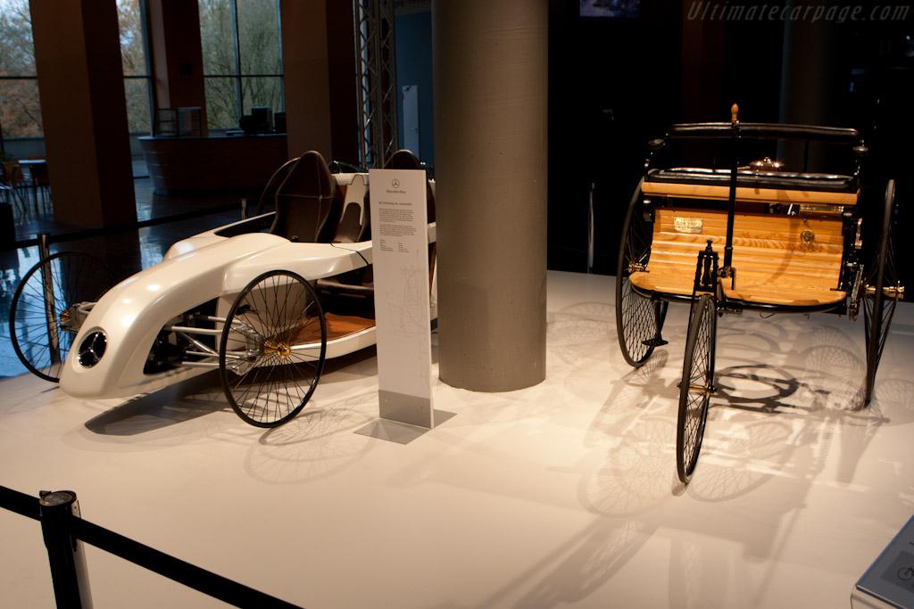 Benz Patent Motor Wagen    - 2011 Essen Motor Show