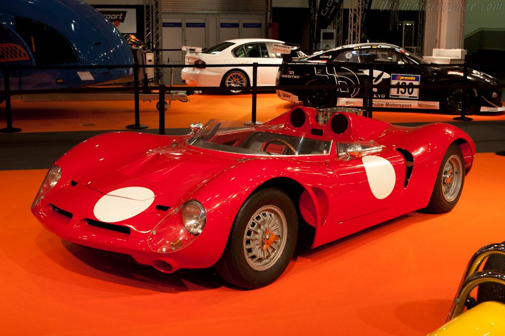 Bizzarrini P538    - 2011 Essen Motor Show