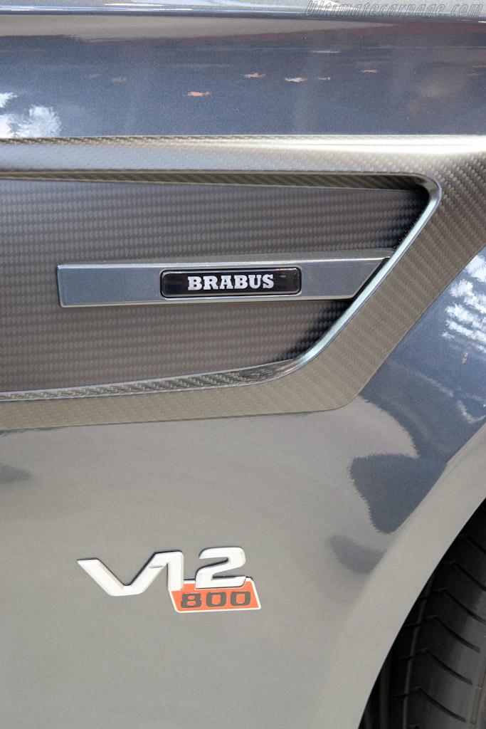 Brabus 800 Rocket    - 2011 Essen Motor Show