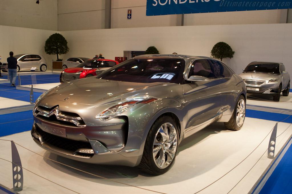 Citroën Hypnos Concept    - 2011 Essen Motor Show