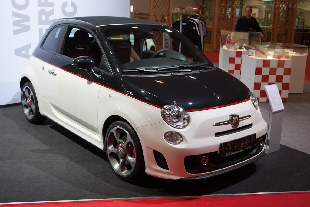 Fiat-Abarth 500C    - 2011 Essen Motor Show