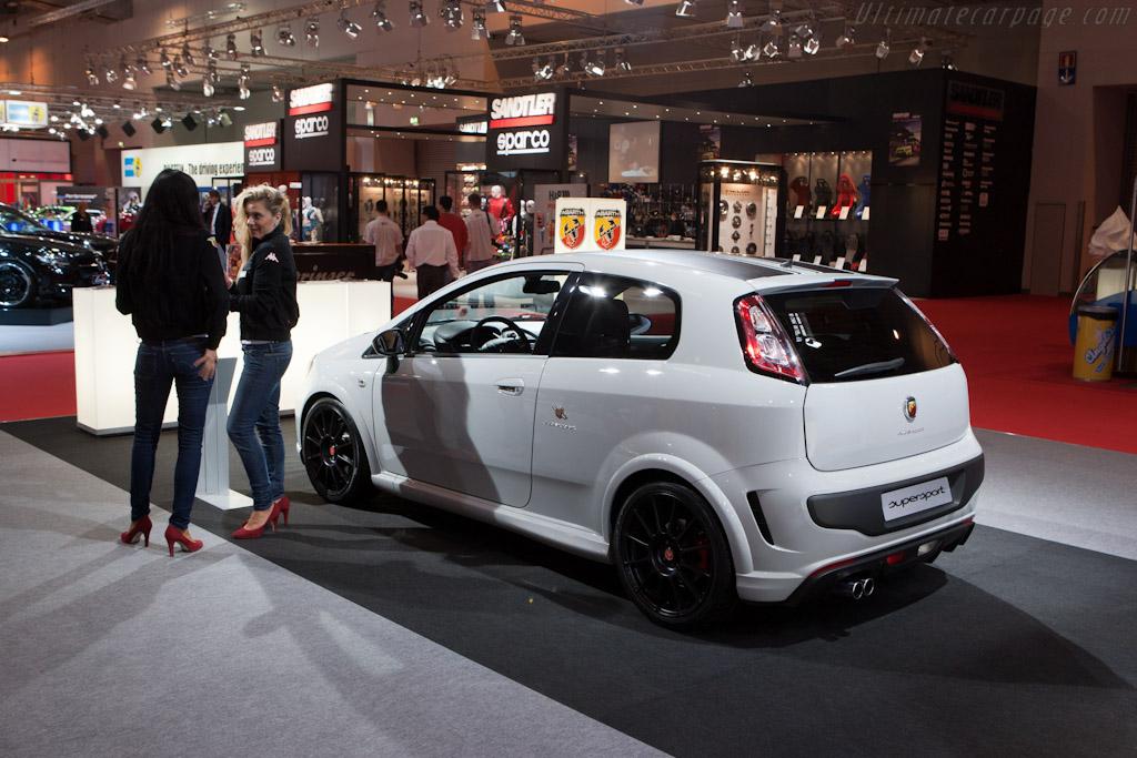 Fiat-Abarth Punto Super Sport    - 2011 Essen Motor Show