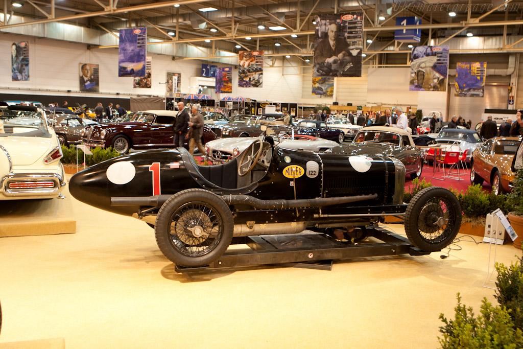 Miller 122    - 2011 Essen Motor Show