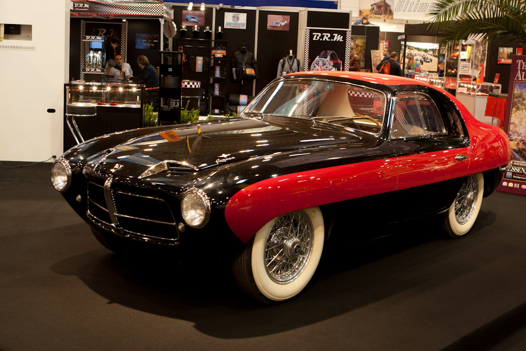 Pegaso Z102B Touring Thrill - Chassis: 0102.150.0133   - 2011 Essen Motor Show