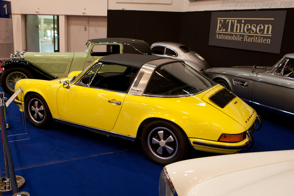 porsche 911 targa 2011 essen motor show. Black Bedroom Furniture Sets. Home Design Ideas