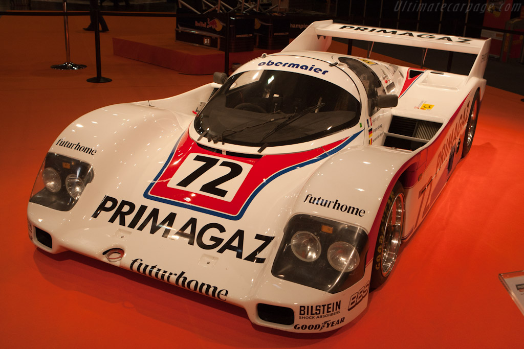 Porsche 962C - Chassis: 962-130   - 2011 Essen Motor Show