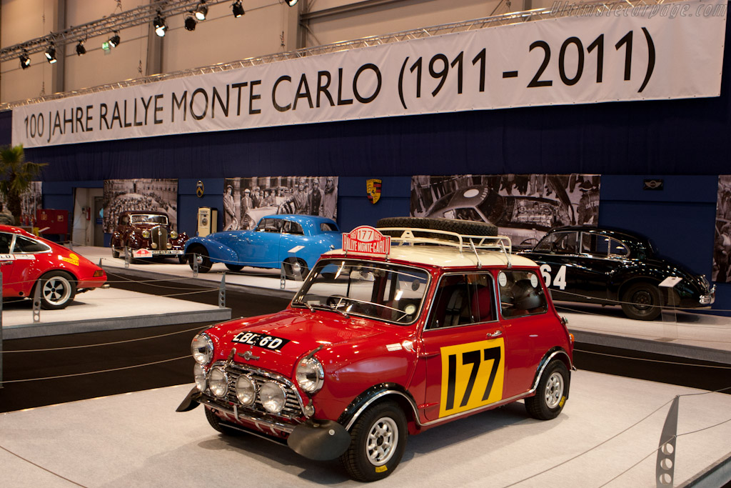 Rally Monte Carlo 100th Anniversary    - 2011 Essen Motor Show