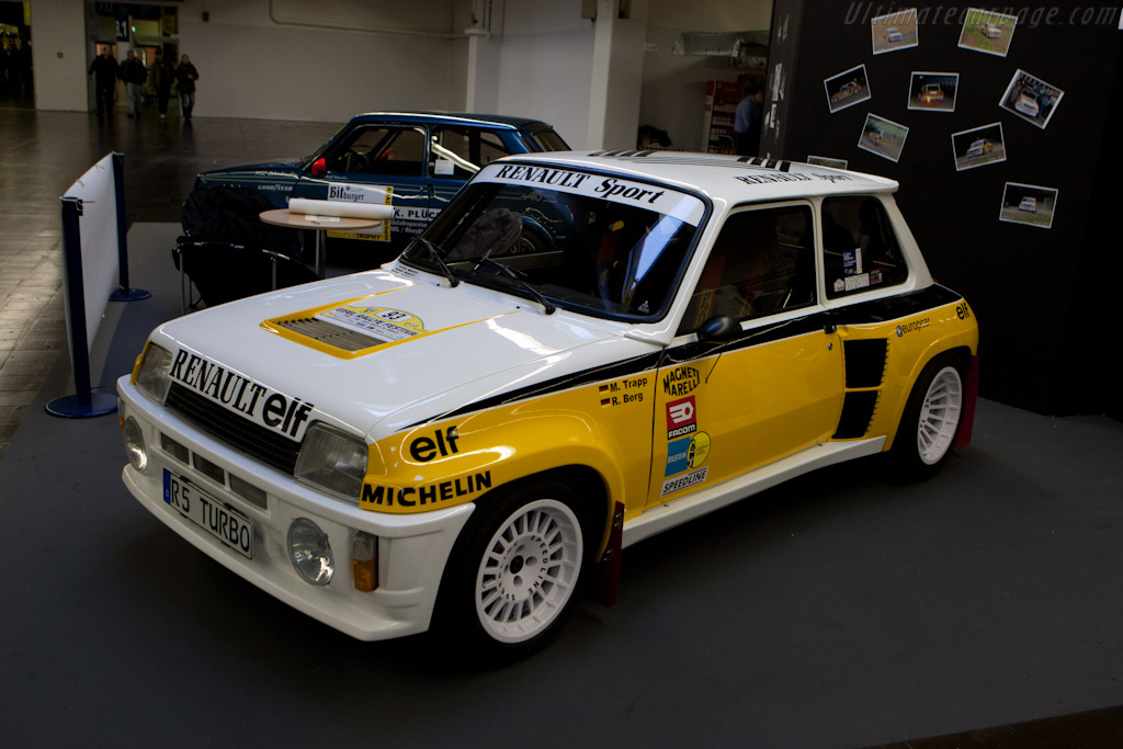 Renault 5 Alpine   - 2011 Essen Motor Show