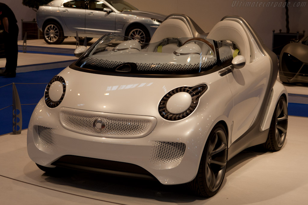 Smart ForSpeed Concept    - 2011 Essen Motor Show