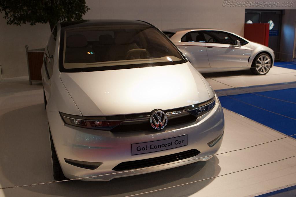 Volkswagen Go!    - 2011 Essen Motor Show