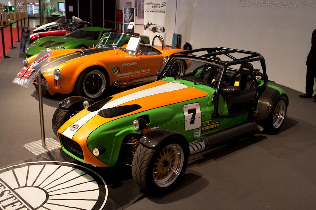 Westfield    - 2011 Essen Motor Show