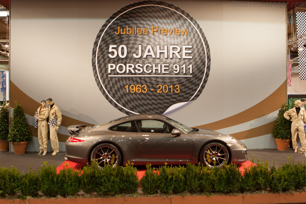 50 Years of the Porsche 911    - 2012 Essen Motor Show