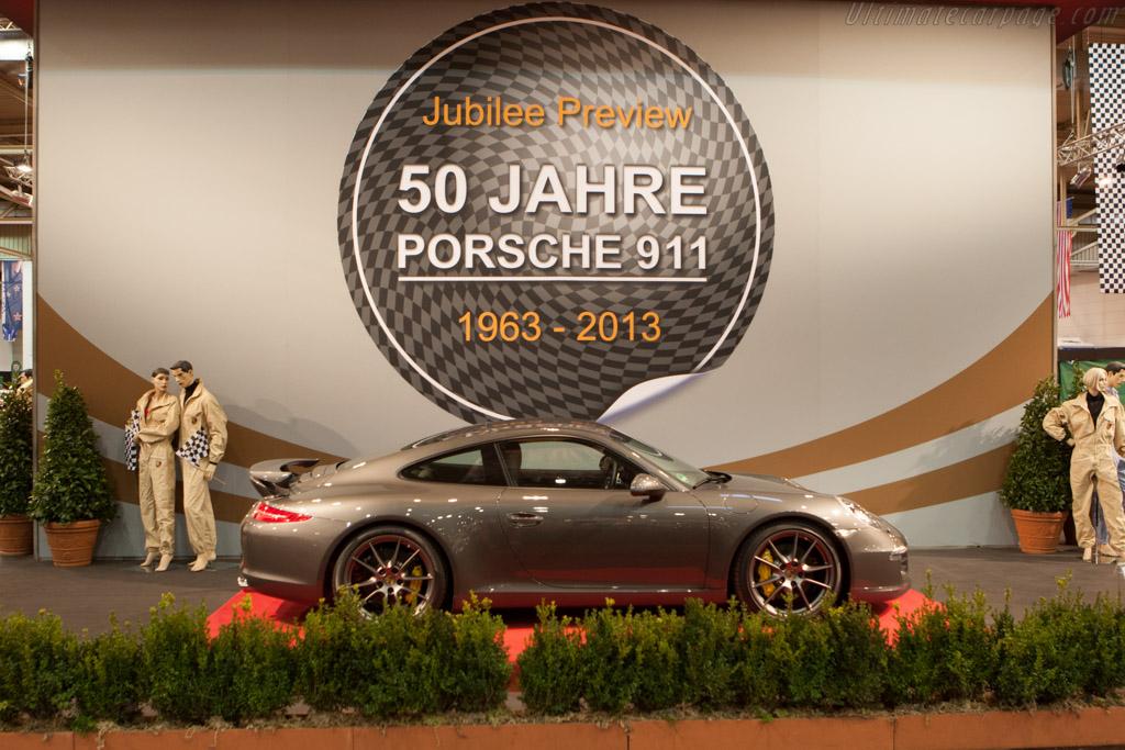 50 Years of the Porsche 911    - 2012 Essen Motor Show