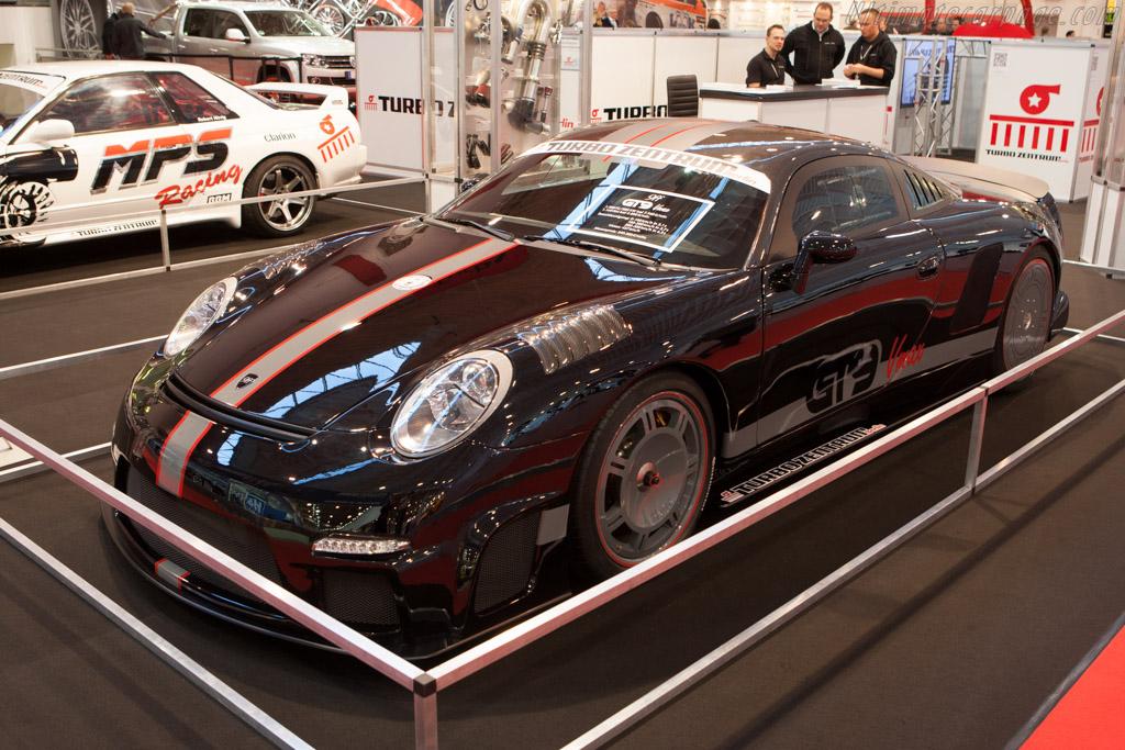 9ff GT9 VMax    - 2012 Essen Motor Show