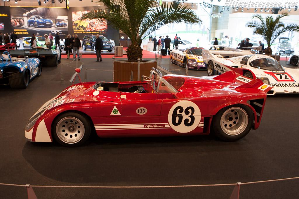 Alfa Romeo 33/TT/3    - 2012 Essen Motor Show