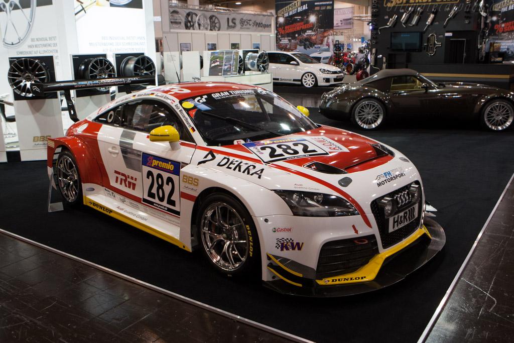 Audi TT-RS    - 2012 Essen Motor Show