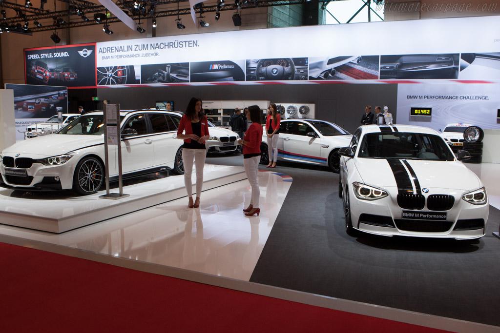 BMW M Performance    - 2012 Essen Motor Show