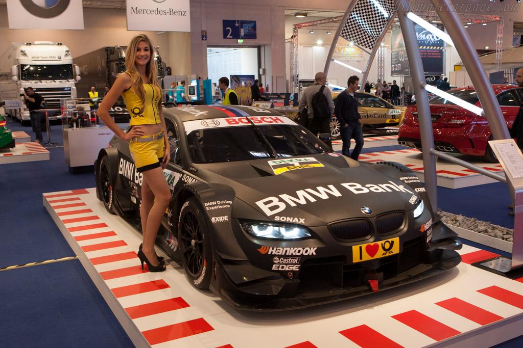 BMW M3 DTM    - 2012 Essen Motor Show