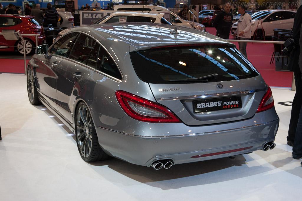 Brabus A Class    - 2012 Essen Motor Show