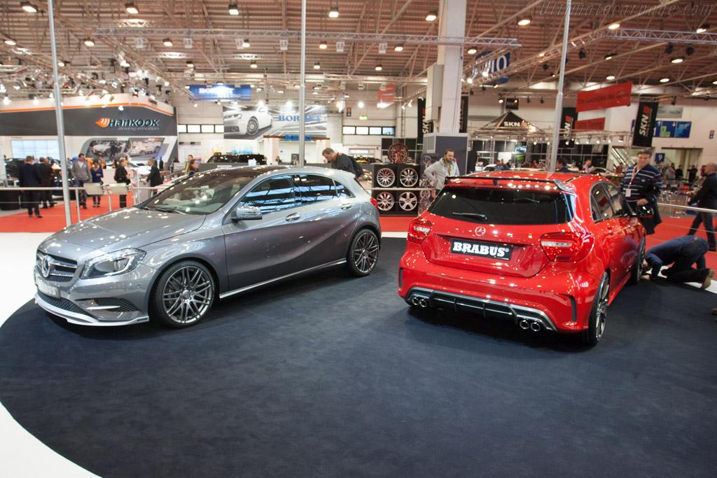 Brabus Diesel Power    - 2012 Essen Motor Show