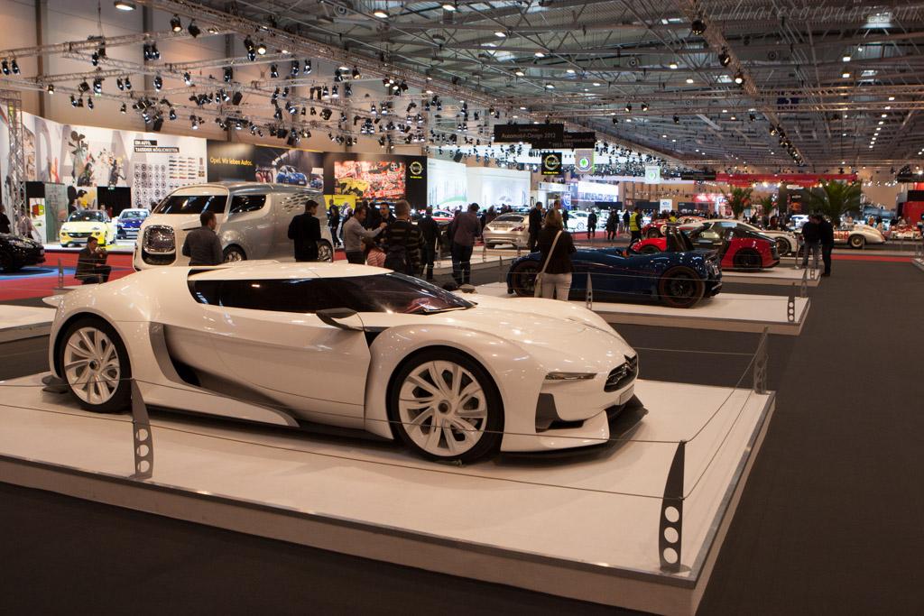 Citroën GT    - 2012 Essen Motor Show