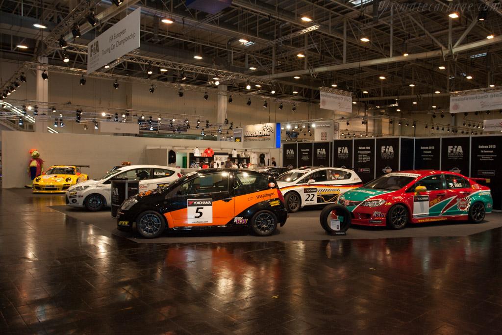 FIA European Touring Car Championship    - 2012 Essen Motor Show